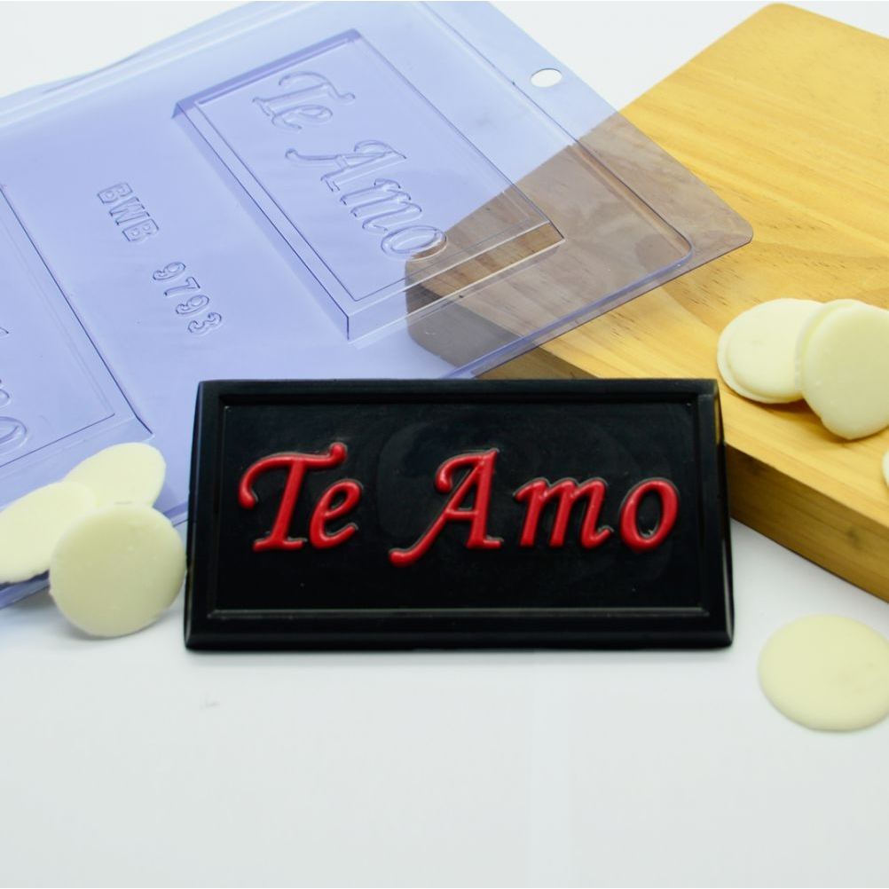 FORMA SIMP TRAD- TABLETE TE AMO 9793 Placa