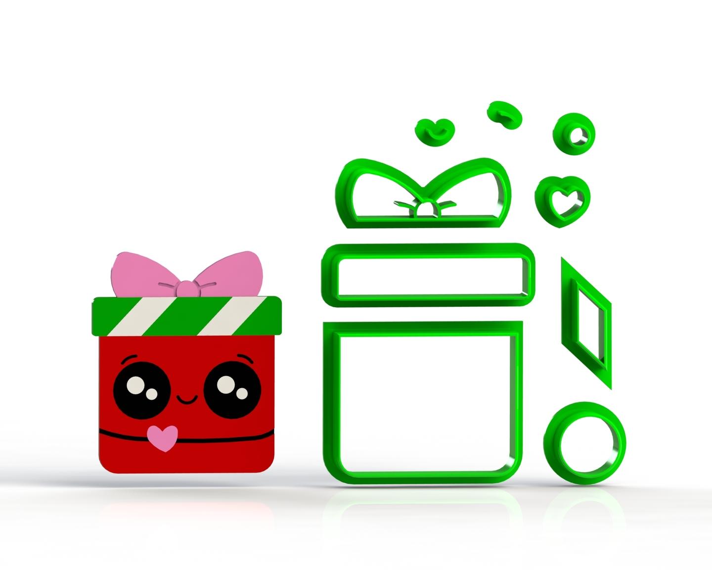 Presente cute - 5 cm