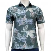 Camisa Polo Estampada - Guipper