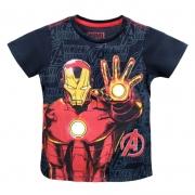 Camiseta Infantil - Homem de Ferro