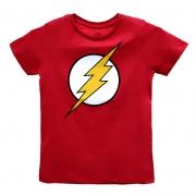 Camiseta Infantil - The Flash