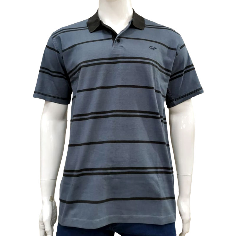 Camisa Polo Listrada - Guipper