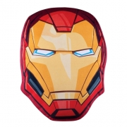 Almofada Infantil Avengers Homem de Ferro 28 cm x 40 cm