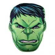 Almofada Infantil Avengers Hulk 30 cm x 39 cm