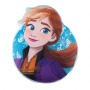 Almofada Infantil Frozen Anna 34 x 40 cm Lepper