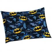 Jogo de Cama Infantil Solteiro Batman Com 3 peças