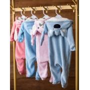 Pijama Infantil Fantasia 3 a 6 meses