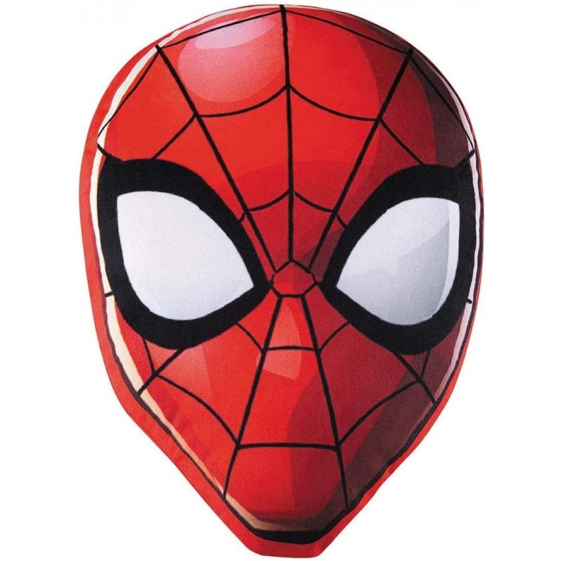 Almofada Infantil Homem aranha 28 cm x 40 cm