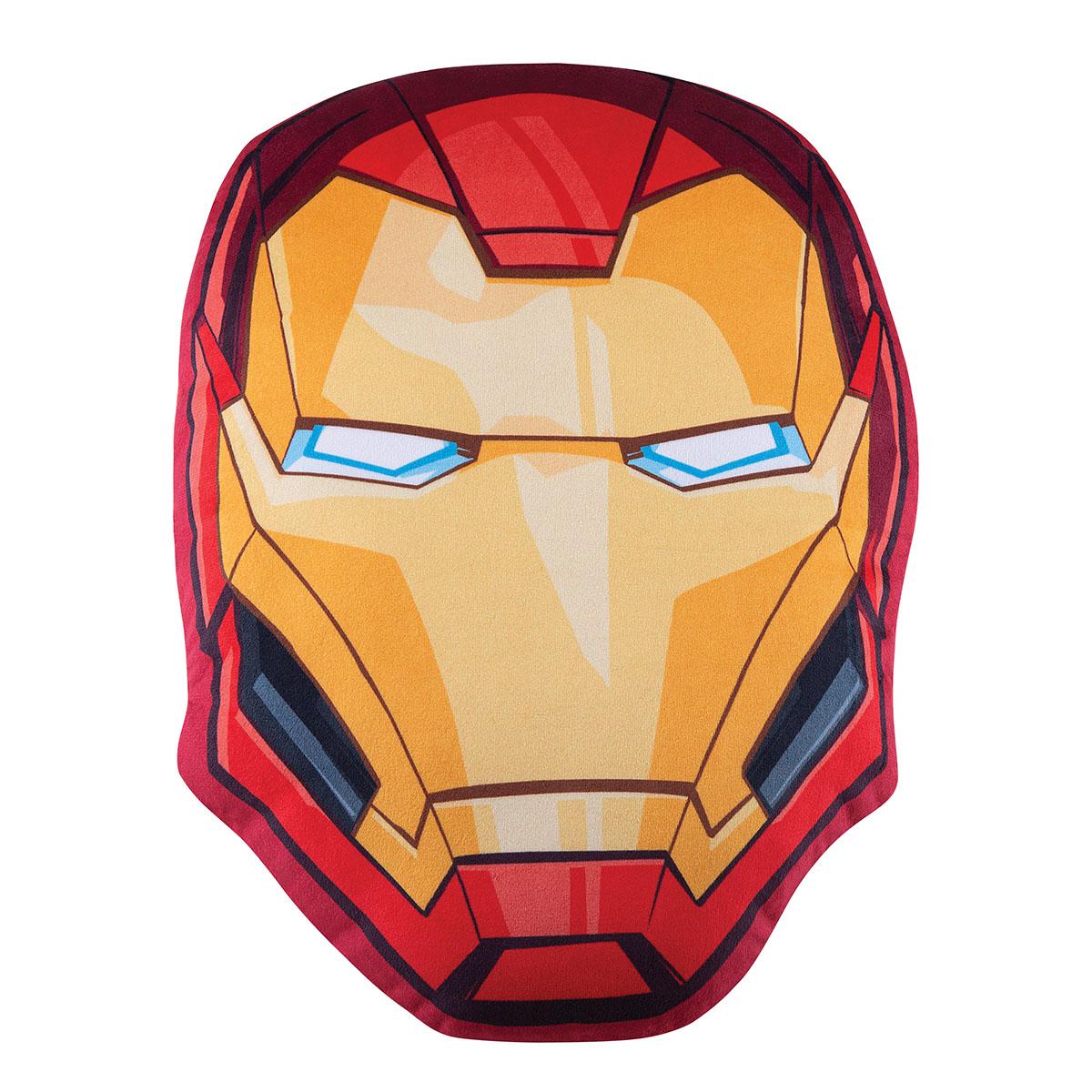 Almofada Infantil Transfer Vingadores Homem de Ferro