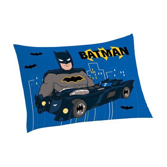 Fronha Avulsa Estampada Batman 50 cm x 70 cm
