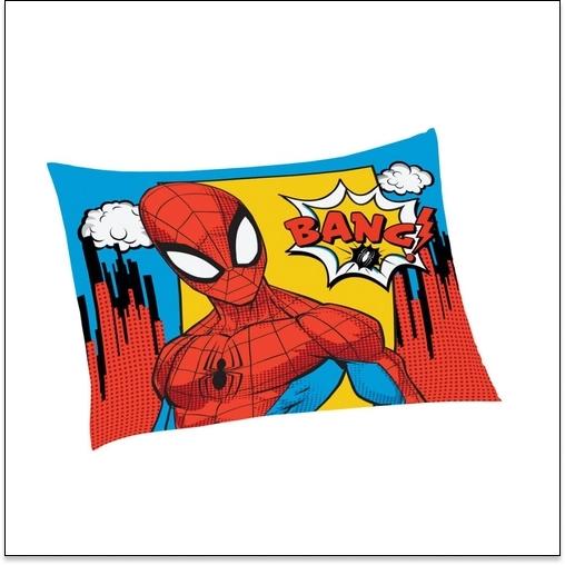 Fronha Avulsa Estampada Homem Aranha