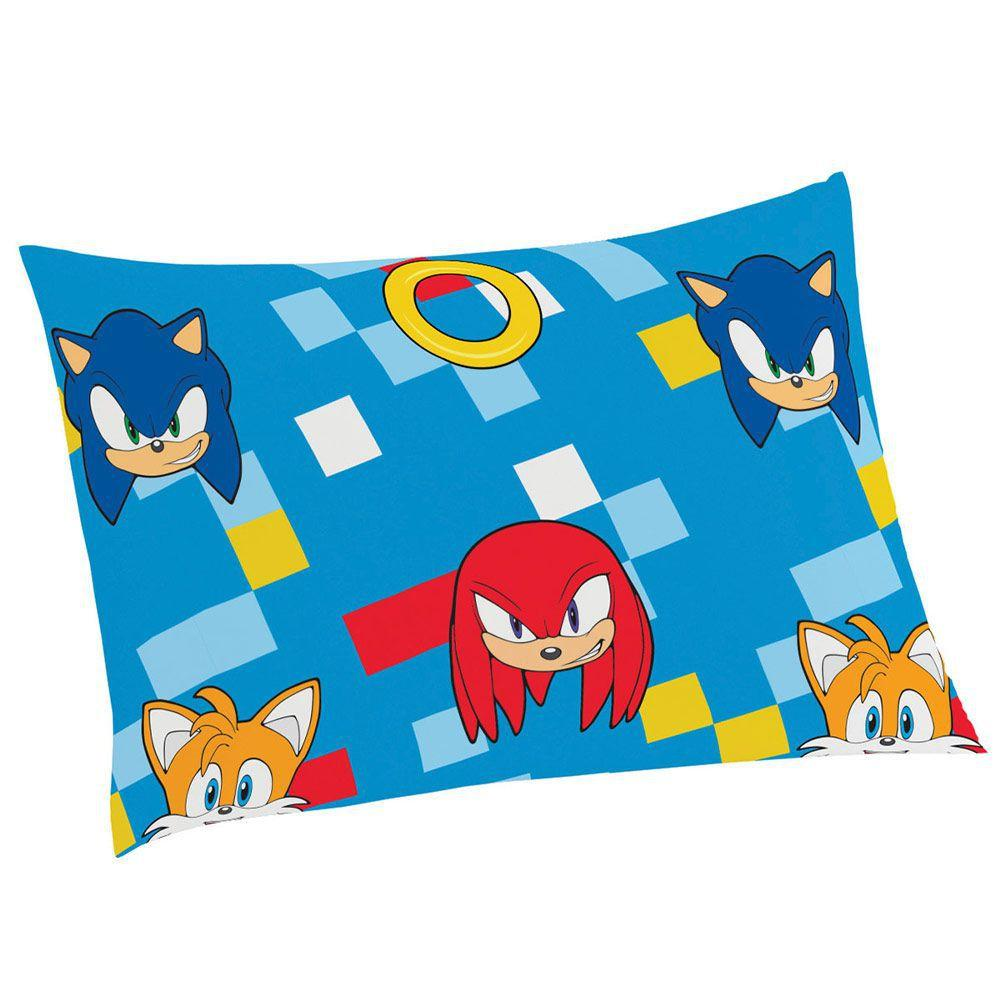 Fronha Avulsa Infantil Microfibra Sonic