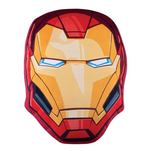 Kit Almofada Homem de Ferro e Hulk