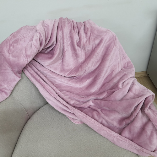 Manta Casal Microfibra Fleece
