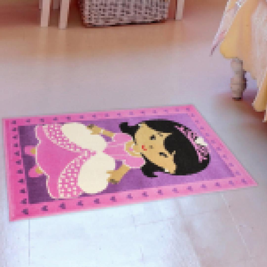 Tapete Infantil Persa para Quarto 57cm x 100cm Sultan