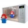 Desodorizador Limpador de Micro-Ondas Azul - Fratelli