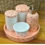 Kit Higiene Infantil em Poás com Bandeja Decorativa