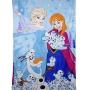 Manta Solteiro Soft Fleece Microfibra Frozen 1,50X2,20M
