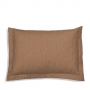 Porta Travesseiro Reffinata Color 200 Fios Bege Camel