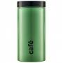 Pote De Plástico Verde Café 2000Ml