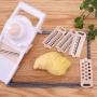 Ralador Cortador Fatiador De Legumes Multi 7 Peças Wincy