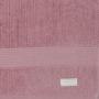 Toalha De Banho Gigante Fio Penteado Canelado 90X150Cm Rosa