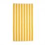 Toalha De Praia E Piscina Royal Stripes 86X160Cm Amarelo