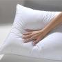 Travesseiro Suporte Extra Firme Smart Santista Branco