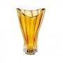 Vaso Cristal Paradise Âmbar 19X31Cm - Wolff