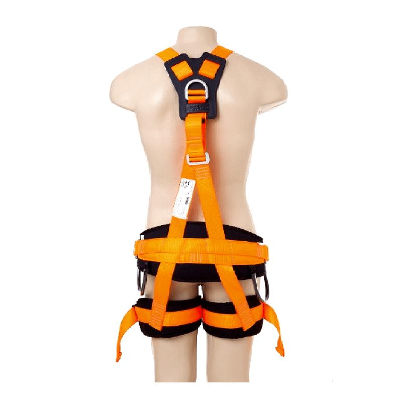 Cinturão de segurança tipo paraquedista 5 Pontos