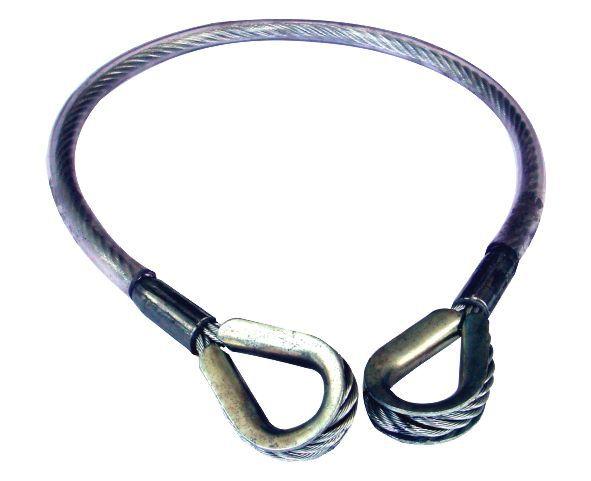 Estropo de aço 3/8 100 cm - ECS100