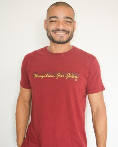 Camiseta Jiu-Jitsu Brasileiro -Brazilian Jiu-Jitsu
