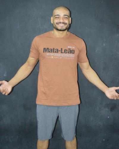 Camiseta Mata-leão