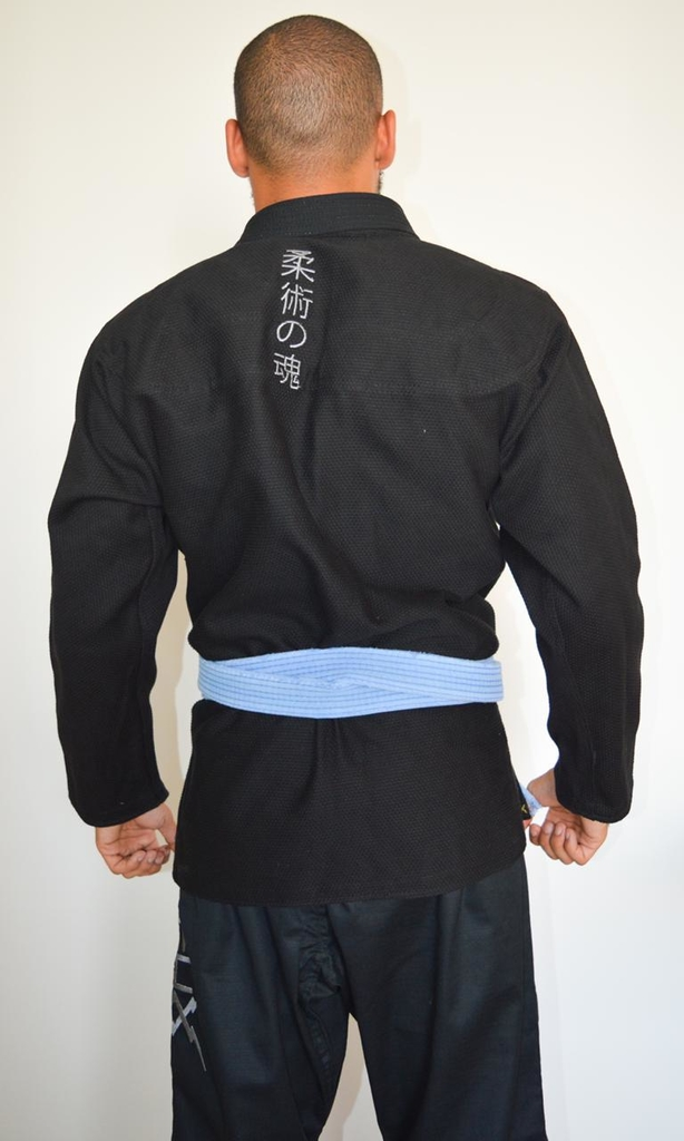 Kimono Dark ZEUX