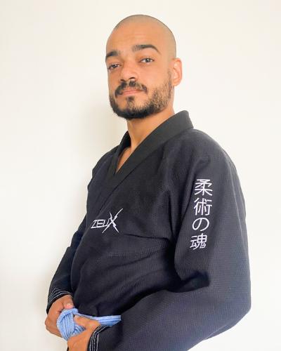 Kimono ZeuX - Edição Perseu