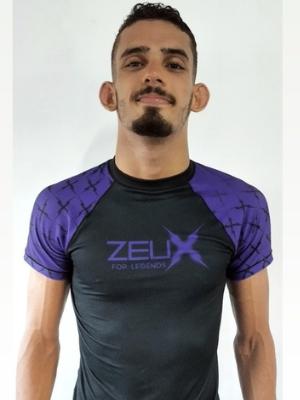 Rash Guard Competition ZeuX 2.0 - Manga Curta