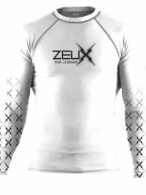 Rash Guard Competition ZeuX 2.0 - Manga Longa