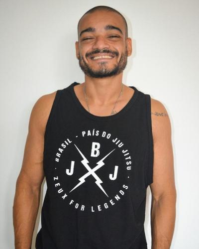 Regata Brasil País do Jiu-Jitsu
