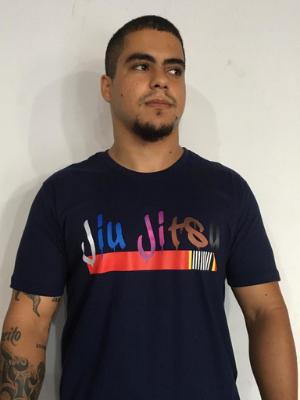 T-Shirt Jiu-Jitsu - Rugal Club