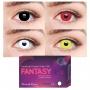 Lentes de Contato Halloween Natural Vision Fantasy