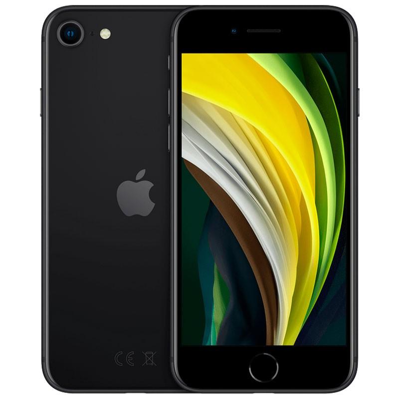 Apple iPhone SE 2020 Preto 64GB