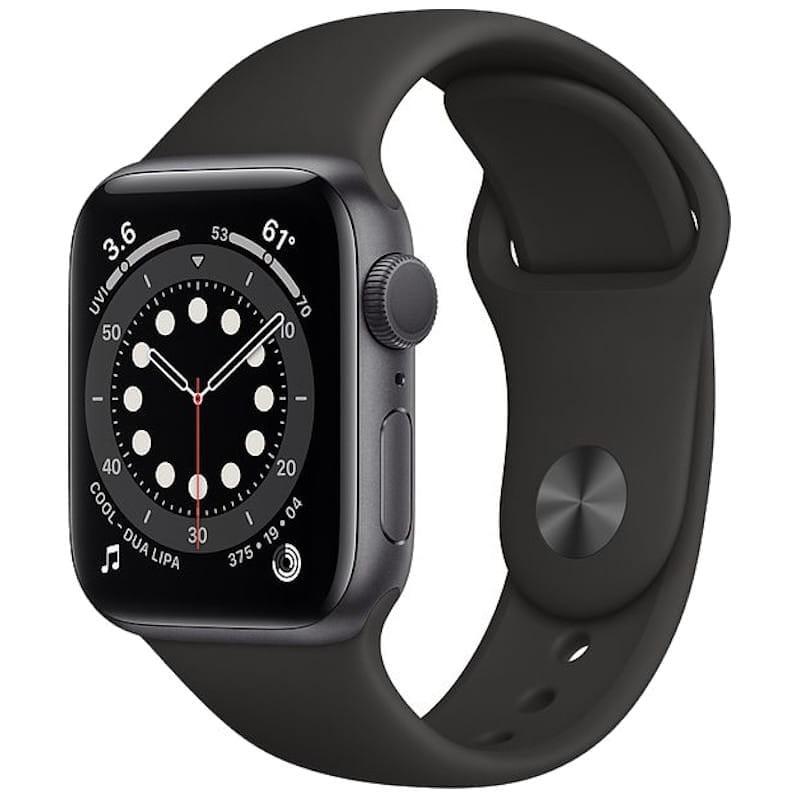 Apple Watch Serie 6 GPS 40MM  Cinza Espacial