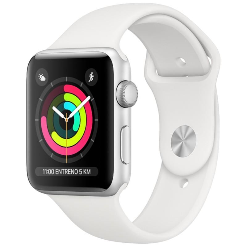 Apple Watch Series 3  GPS, 42mm Branco