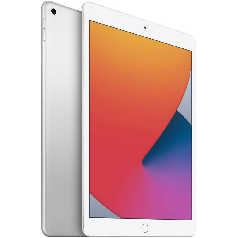 """Apple iPad 8 Tela Retina 10.2"""", 128GB, Prata , Wi-Fi - MYLE2LL/A"""