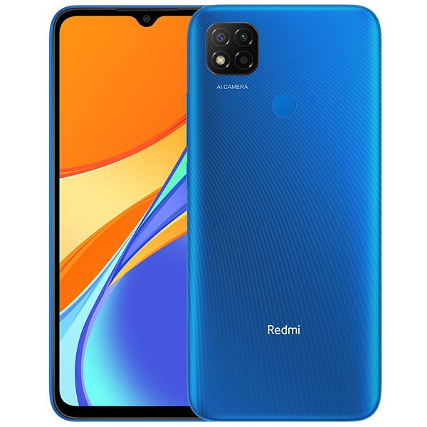 Smartphone Xiaomi Redmi 9 Azul 64GB - Versão Global (India)