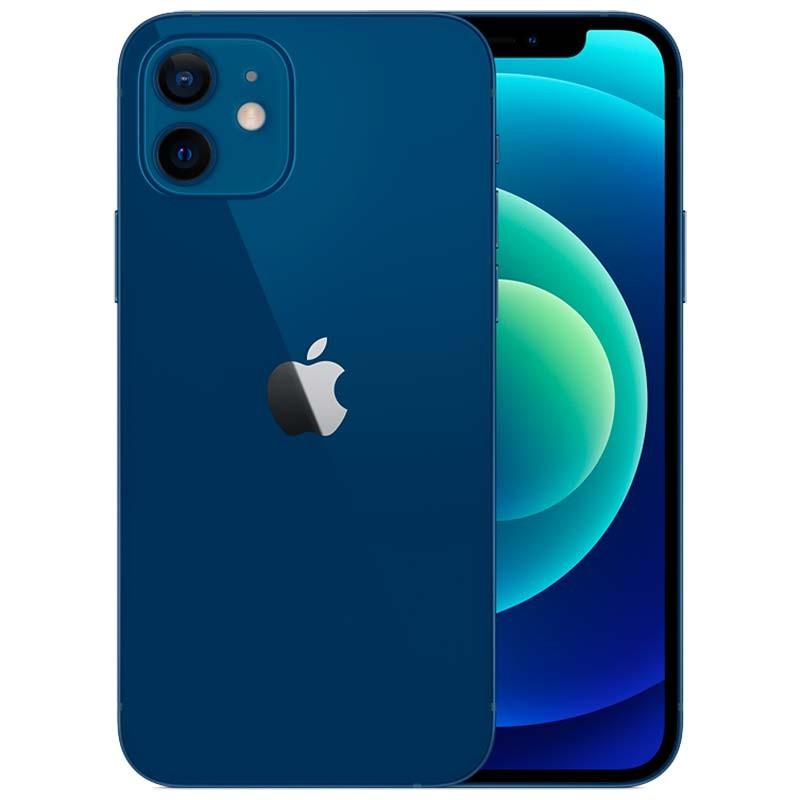 iPhone 12 mini Apple Azul, 64GB Desbloqueado