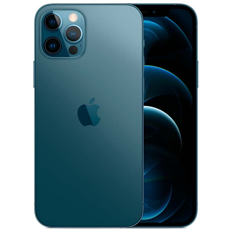iPhone 12 Pro Apple Azul-Pacífico, 256GB Desbloqueado