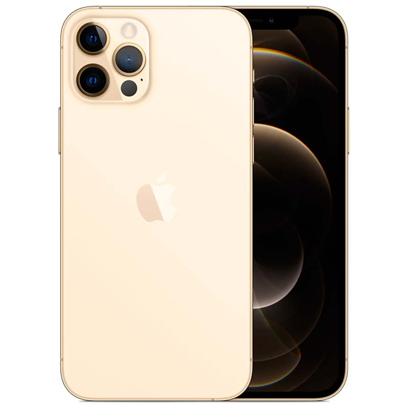 iPhone 12 Pro Max Apple Dourado, 512GB Desbloqueado