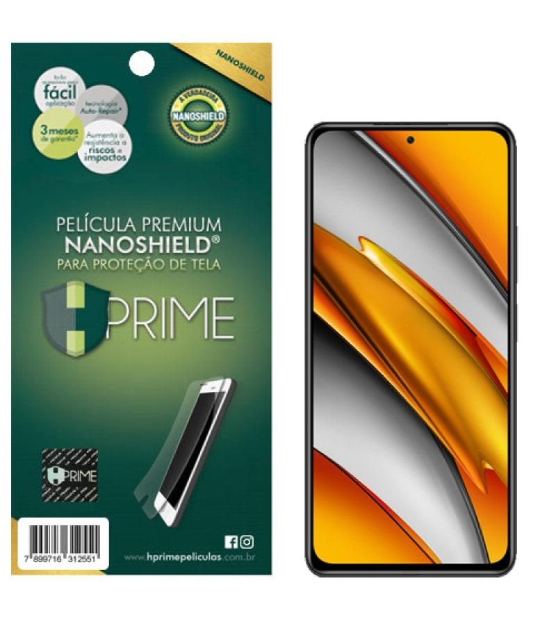 Película Premium HPrime Xiaomi Poco F3 - NanoShield®