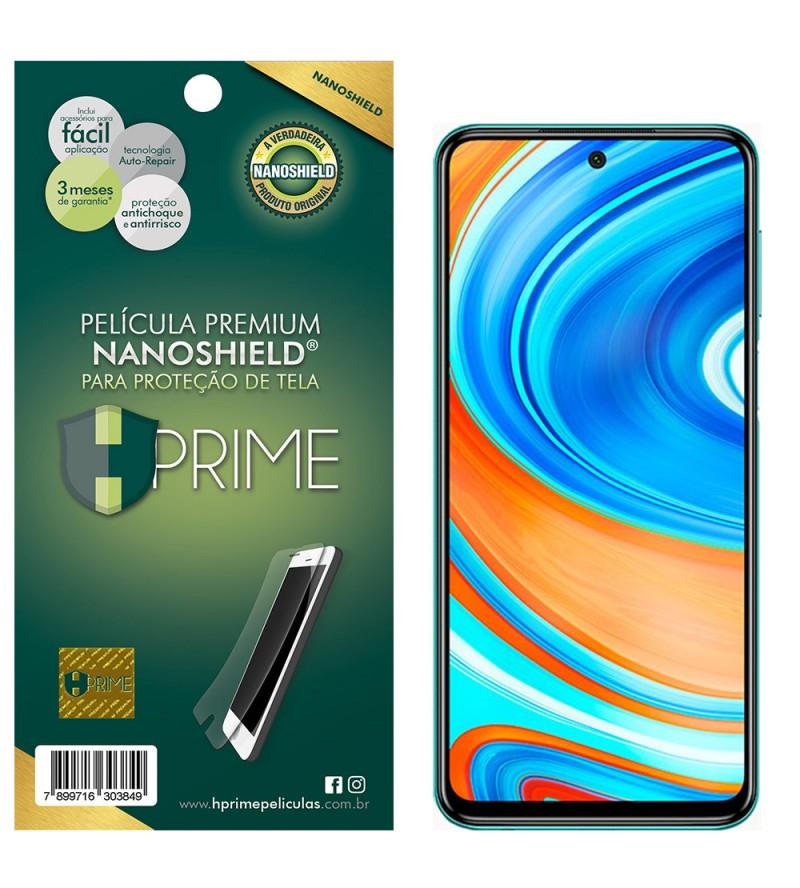 Película Premium HPrime Xiaomi Redmi Note 9 Pro / Note 9s - NanoShield®